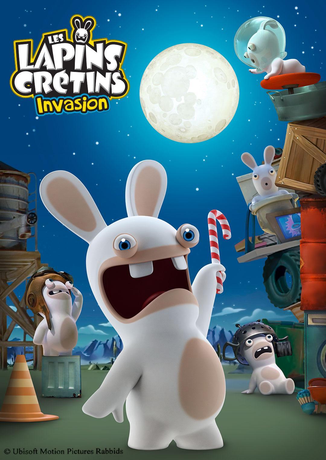瘋狂的兔子第二季