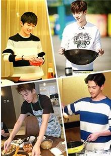 会做饭的男人最迷人 你最想吃到谁做的菜