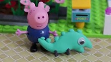 【<B>小猪</B><B>佩奇</B>玩具故事】乔治和他的玩具恐龙
