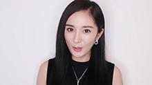 <B>杨幂</B>杂志专访花絮 榜样女性与爱同行