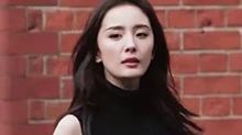 <B>杨幂</B>广告大片拍摄花絮 少女幂轻熟演绎西装杀