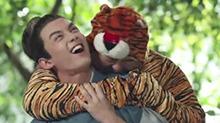 吴磊《<B>中华文明</B><B>之美</B>》花絮大放送 跟胖虎打架超可爱啊!