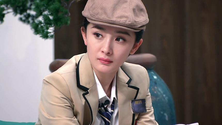 日屄的网站_07期:杨幂女扮男装帅气逼人