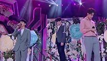 """天天向上20190127期:尤长靖费启鸣变""""花""""样男子"""