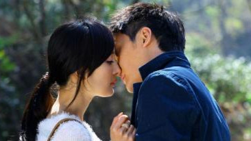 馮紹峰8年吻遍娛樂圈女神