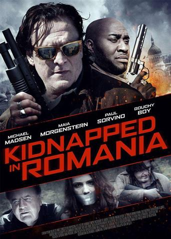 罗马尼亚绑架案