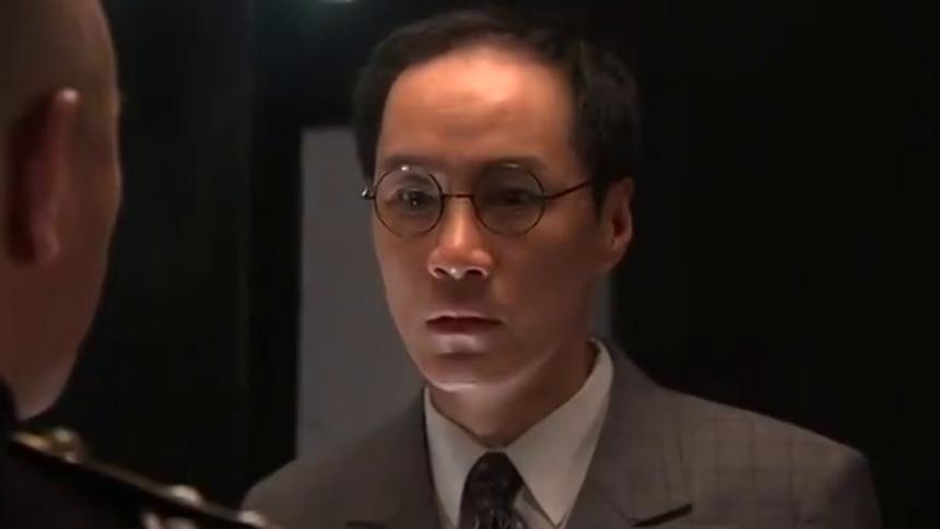 山本康夫被迫与日本军方合作