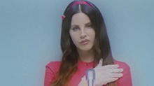 光荣榜20170701期:另类榜第1位 Lana Del Rey Feat.The Weeknd《Lust For Life》