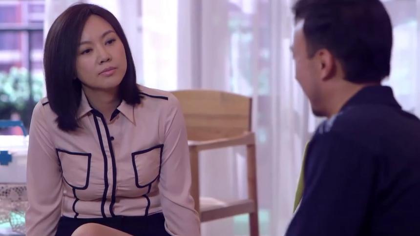 阿琴因杨树辞职提出离婚
