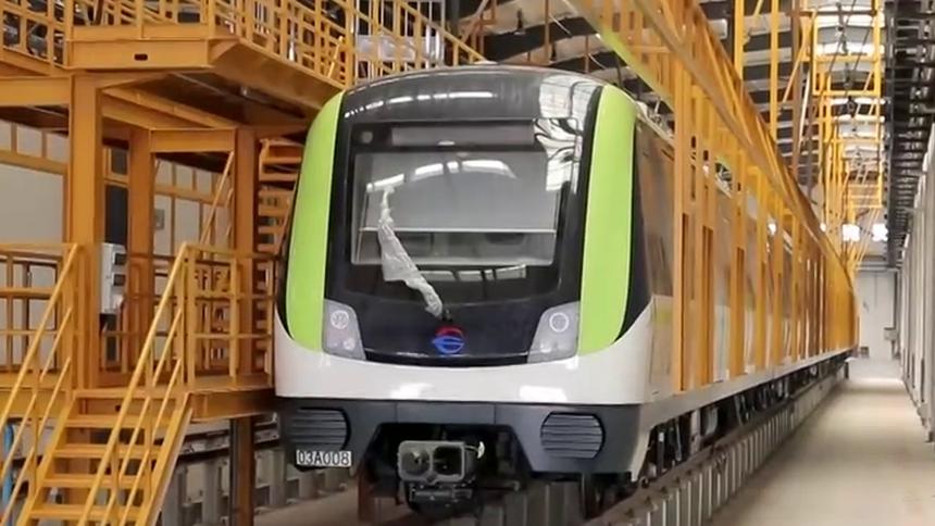 社区大喇叭:长沙地铁上新了