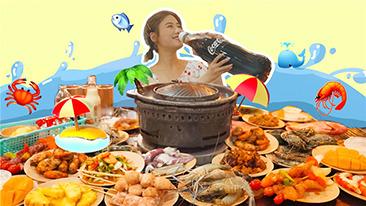 [密子君]49元吃垮普吉岛自助餐